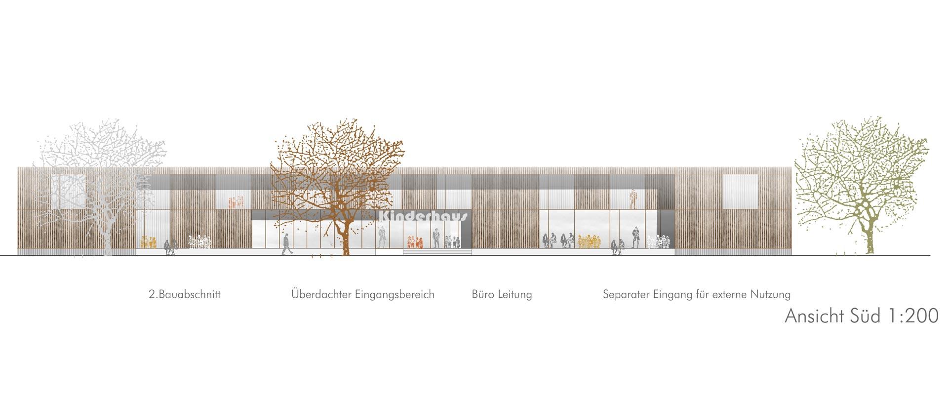 e v a r e b e r architektur dortmund kinderhaus. Black Bedroom Furniture Sets. Home Design Ideas