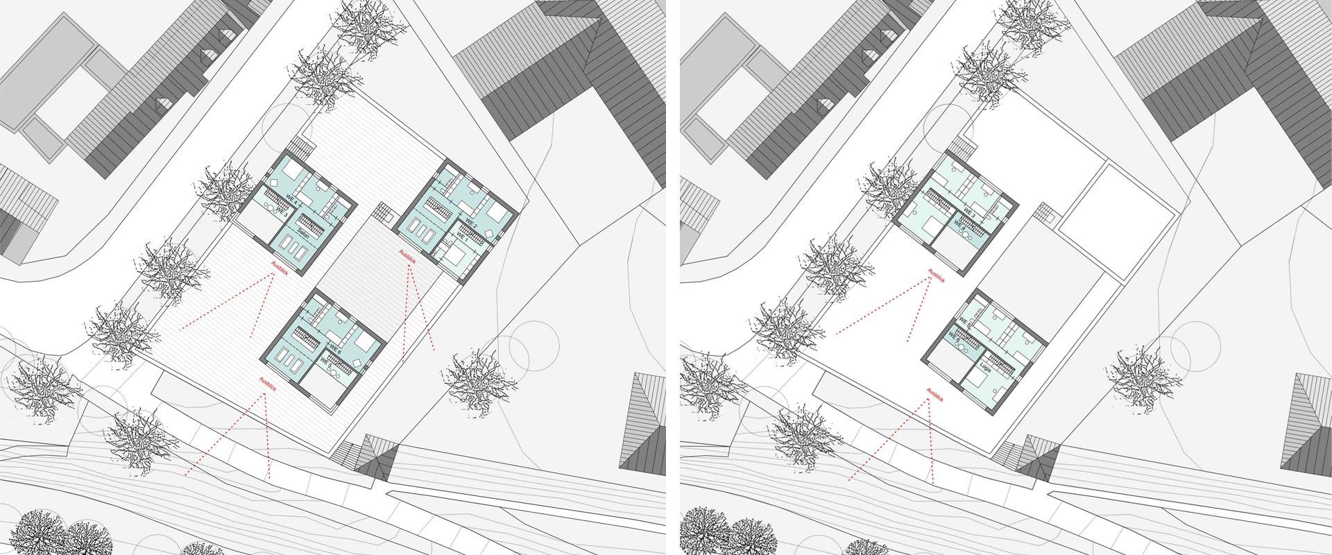 E v a r e b e r architektur dortmund wettbewerb wohnen for Architektur wohnen