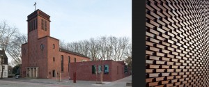 bathe+reber Architektur Dortmund Neubau Gemeindehaus Zion in Herne