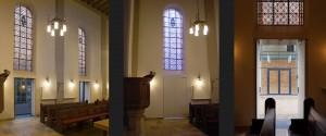 bathe+reber Architektur Dortmund Umbau Phillipp Nicolai Kirche