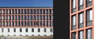Architekturbüro bathe+reber Dortmund Fassadensanierung Rathaus in Hamm