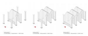 Architekturbüro bathe+reber Dortmund Wettbewerb Kolumbarium Liebfrauenkirche Dortmund
