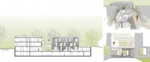 Architekturbüro bathe+reber Dortmund Wettbewerb Wohnbebauung WittenArchitekturbüro bathe+reber Dortmund Wettbewerb Wohnbebauung Witten
