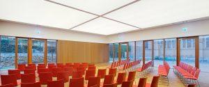 eva reber Architektur und Städtebau Neubau Forum St. Pankratius in Iserlohn