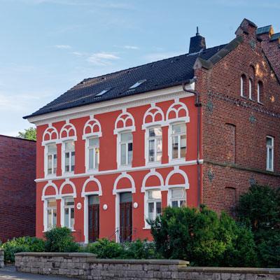 eva reber Architektur und Städtebau Umbau einer Vikarie in Iserlohn