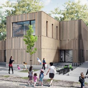 Eva Reber Architektur Dortmund SOS Kinderdorf Dortmund