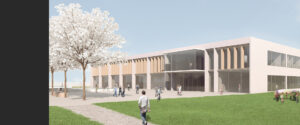 Eva Reber Architektur Dortmund Wettbewerb Bildungsquartier Annen in Witten